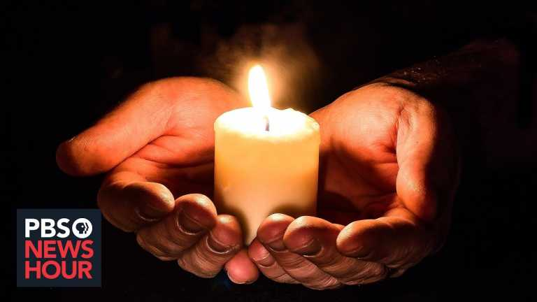 On Thanksgiving, remembering those we've lost due to COVID-19