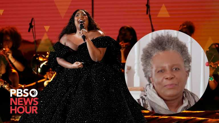 WATCH: Why Claudia Rankine is turning to Lizzo during the pandemic