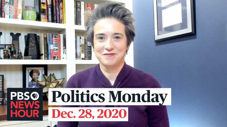 Amy Walter and Errin Haines on Trump's relief reversal and the Georgia elections
