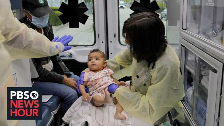 Childhood vaccination rates dropped amid the pandemic. Will they rebound?