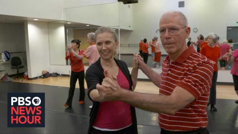 These Parkinson's patients find relief at the barre