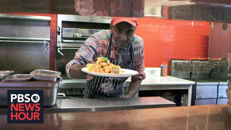 Chef Marcus Samuelsson on celebrating Black cooking
