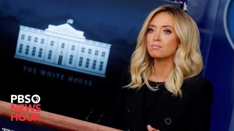 WATCH: White House press secretary expected to speak