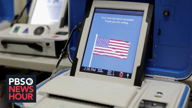 Despite fears of election interference, why authorities say vote is secure