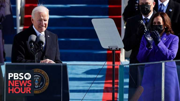 Biden signs executive actions aimed at undoing Trump's legacy