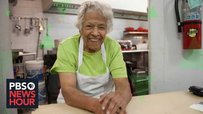 WATCH: How chef Leah Chase inspired Marcus Samuelsson