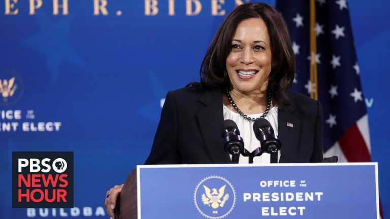 Vice President-elect Kamala Harris is poised to break barriers on multiple fronts
