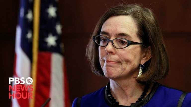WATCH: Oregon Governor Kate Brown gives coronavirus update — November 13, 2020