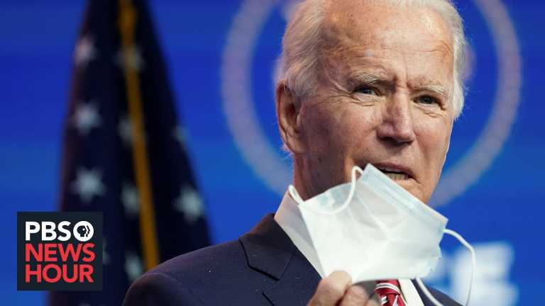 Despite Trump, Biden plans for pandemic fight, economic recovery