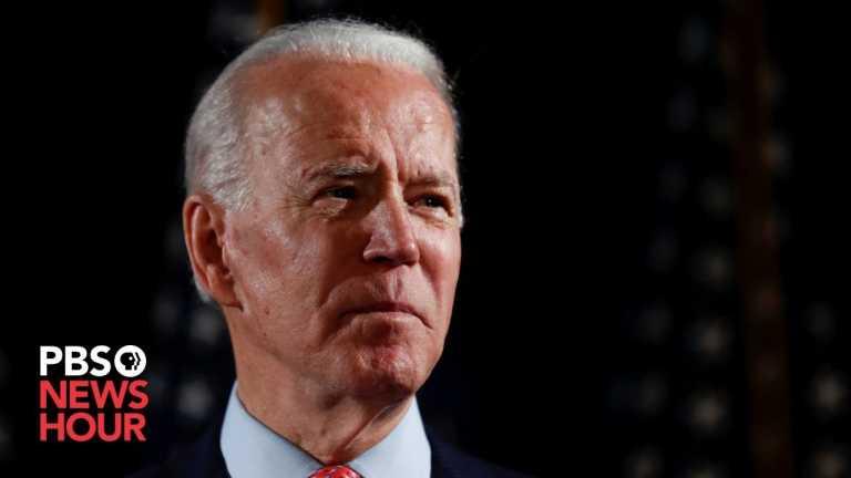 WATCH: Biden, Harris introduce DOJ nominees