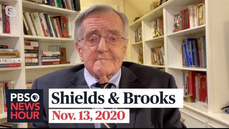 Shields and Brooks on election results, Trump's resistance
