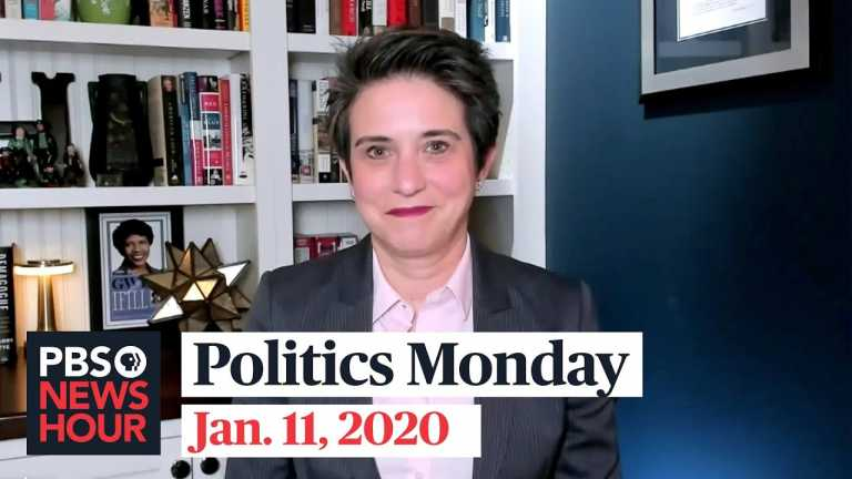 Tamara Keith and Amy Walter on Trump's potential impeachment