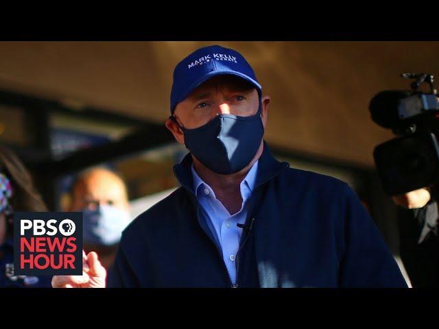 WATCH LIVE: Arizona Democrat Mark Kelly to be sworn in as U.S. senator