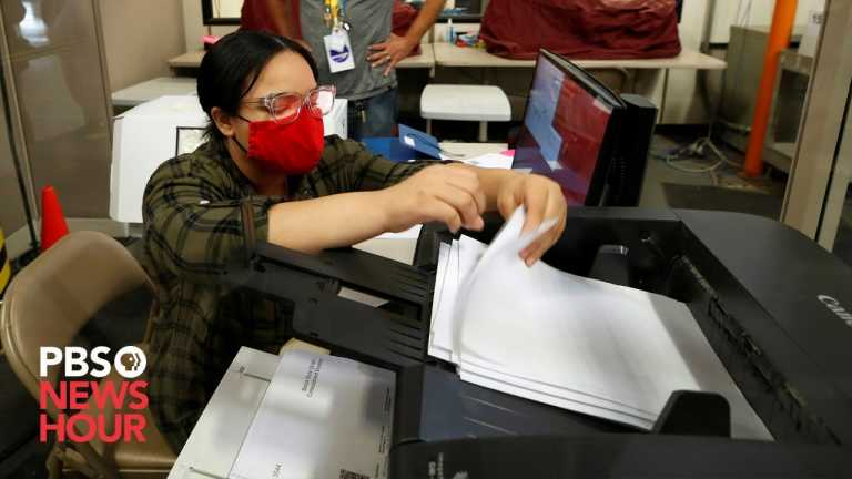 WATCH LIVE: Clark County, Nevada, officials provide update as vote counting continues
