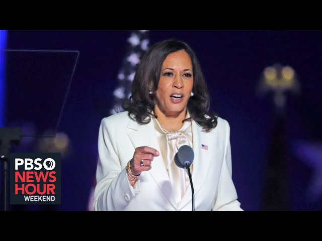 Vice President-elect Harris' win brings many historic firsts