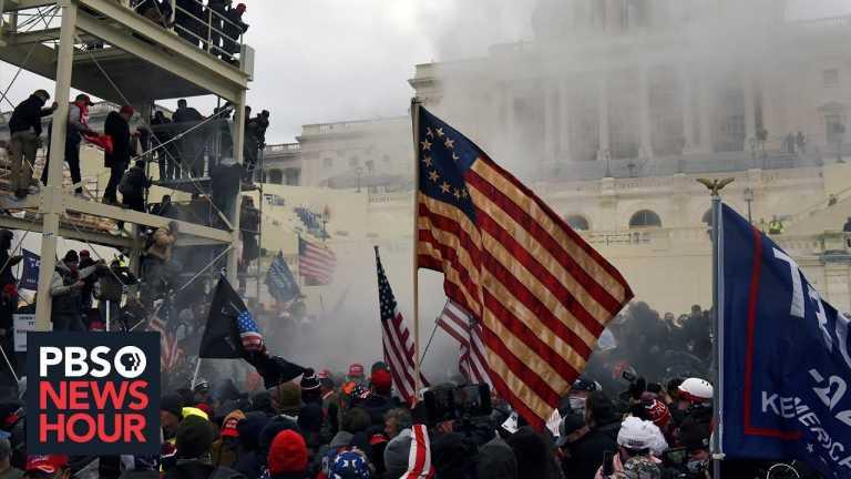 Lawmakers continue vote count after violent incursion on Capitol Hill