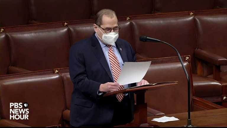 WATCH: Rep. Jerry Nadler's full statement on why House should pursue second Trump impeachment