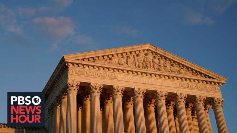 LISTEN LIVE: Supreme Court hears Census case brought by Trump