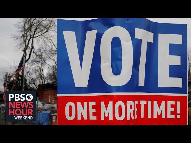 Politics wrap: Trump threatens GA secretary of state, Senate runoffs too close to call