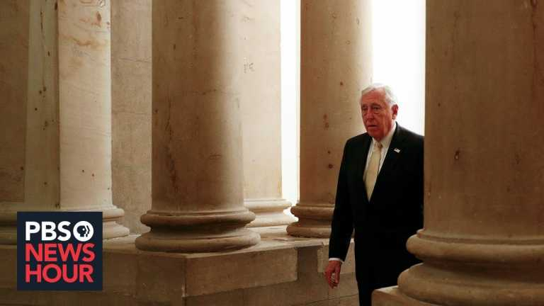WATCH LIVE: Rep. Steny Hoyer speaks on COVID-19 relief bill amid pushback on stimulus checks
