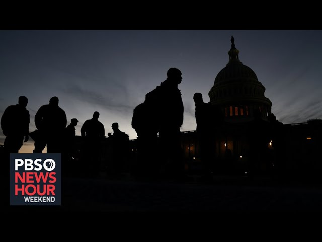 What are the national security implications of the U.S. Capitol breach?