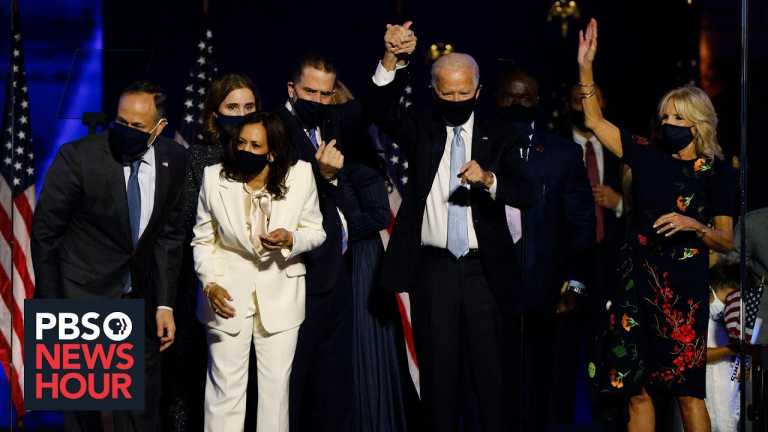 Perspectives on Biden's win from Italy, Jordan and China