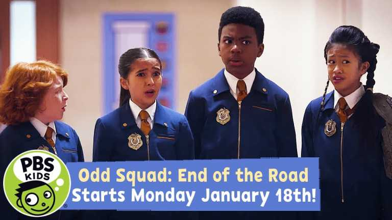 Odd Squad | End of the Road Premieres January 18th! | PBS KIDS