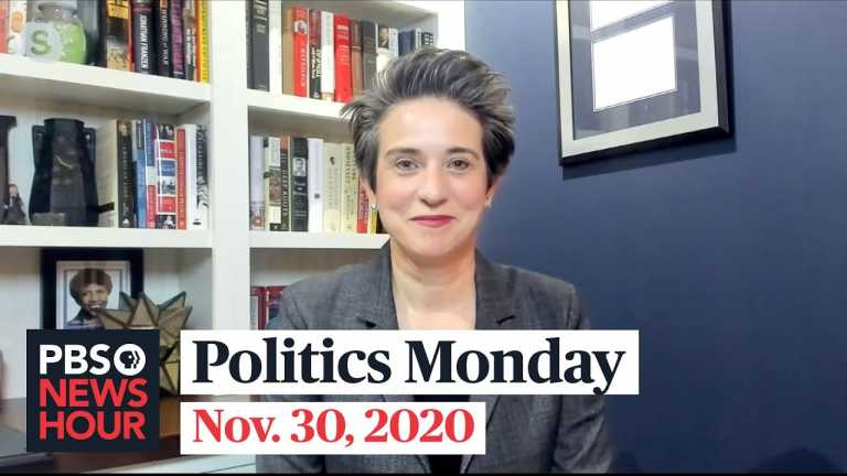 Tamara Keith and Amy Walter on Biden's Cabinet picks and Trump's fraud claims