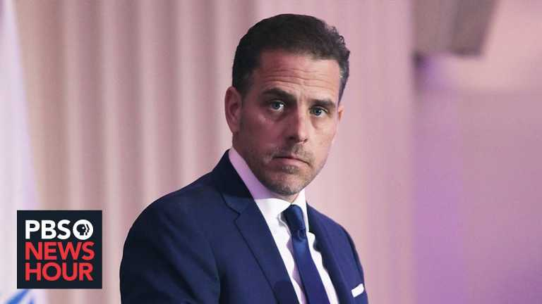 Why Hunter Biden is the target of a federal investigation