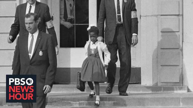 Civil rights pioneer Ruby Bridges on activism in the modern era