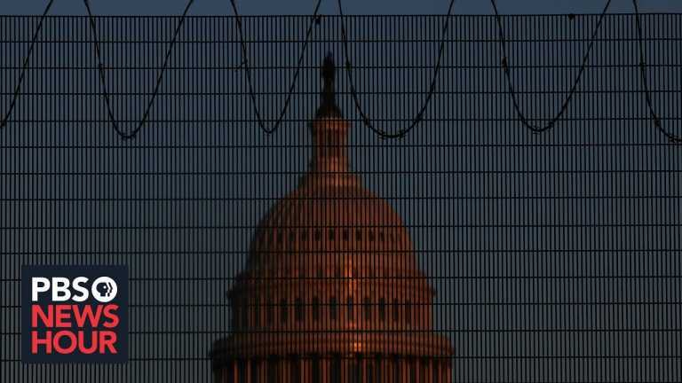 News Wrap: U.S. Capitol police tighten security for lawmakers