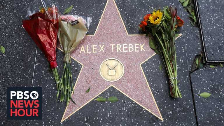 Remembering 'Jeopardy!' legend Alex Trebek