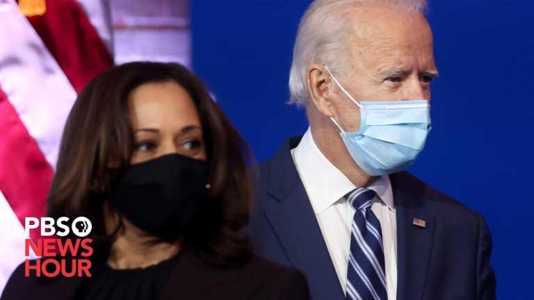 WATCH LIVE: Biden and Harris attend virtual national prayer service