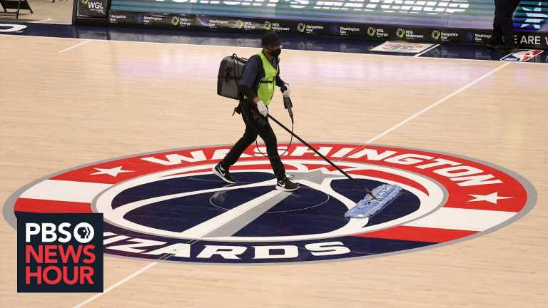 NBA begins new season amid COVID jump, but a bubble remains 'a last resort'
