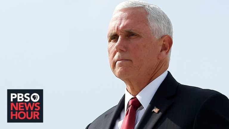 WATCH LIVE: Pence holds campaign rally in Tucson, Arizona