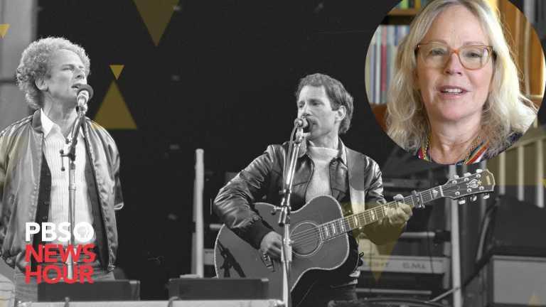 WATCH: The one Simon & Garfunkel lyric that helps lift up author Dani Shapiro