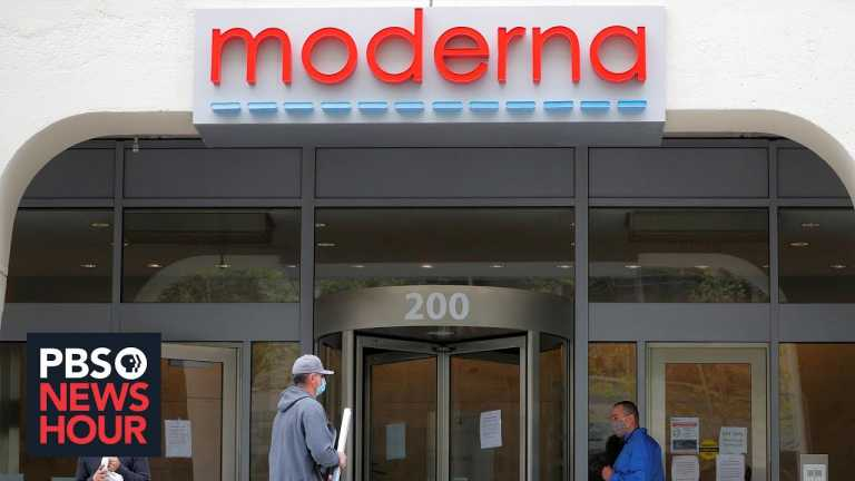 What we know about Moderna's COVID-19 vaccine candidate — and what we don't