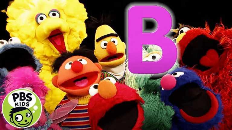Sesame Street | Letter of the day: B | PBS KIDS