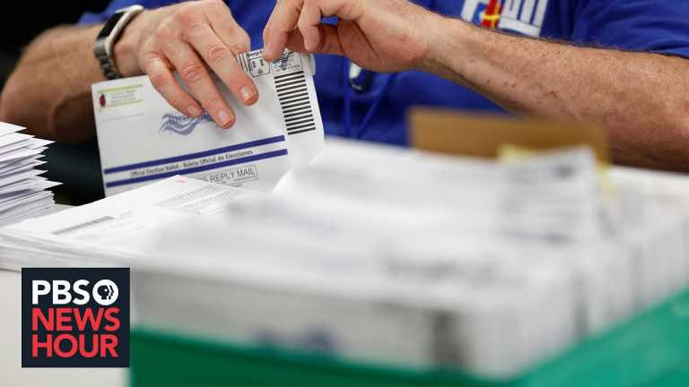 The latest on vote counts in 4 critical states