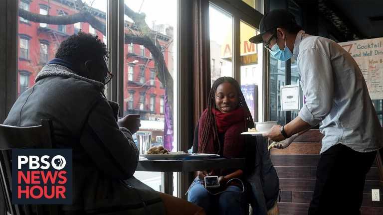 News Wrap: Cuomo suspends indoor dining in New York City