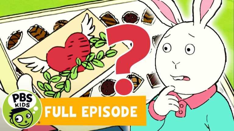 Arthur FULL EPISODE | Buster's Secret Admirer / The Last King of Lambland | PBS KIDS