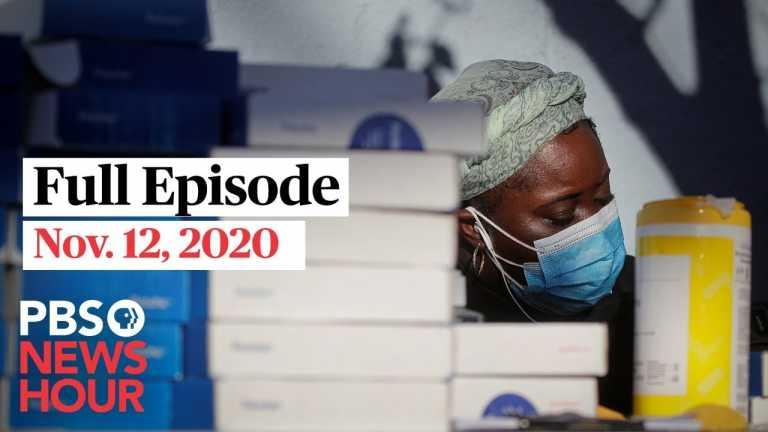 PBS NewsHour West live episode, Nov. 12, 2020