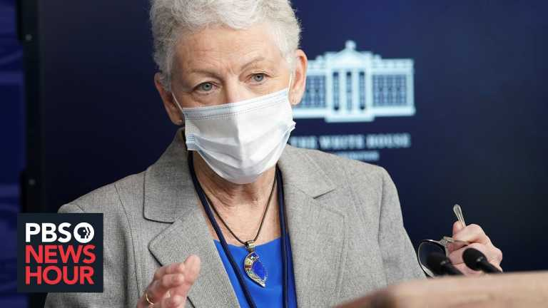 Climate adviser Gina McCarthy on what President Biden wants to accomplish