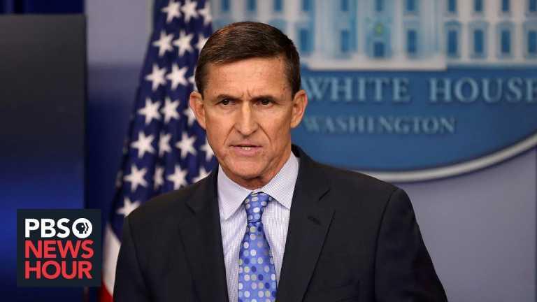 Trump grants Michael Flynn a full pardon for lying to the FBI in Russian probe
