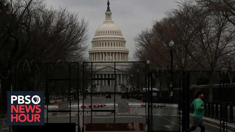 Trump impeachment trial threatens new divisions in Congress