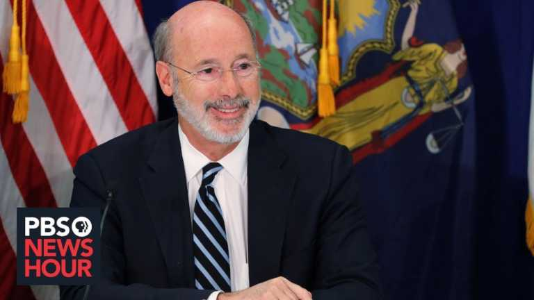 WATCH: Pennsylvania officials give update on vote count