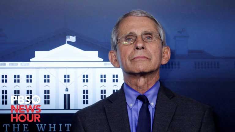 WATCH LIVE: Dr. Fauci, Gov. Northam join virtual talk on COVID-19, health equality