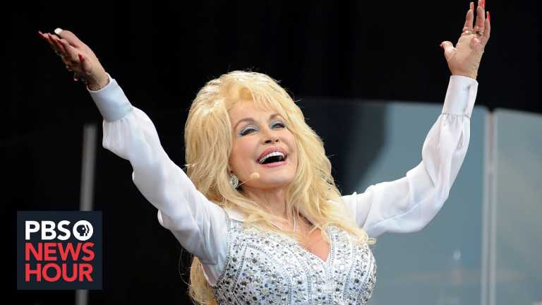 How Dolly Parton keeps her creative streak going after decades of hits