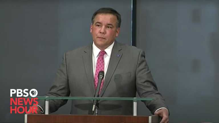 WATCH: Columbus, Ohio mayor holds conference on police shooting of Black man