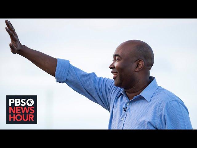 WATCH: Jaime Harrison delivers concession speech in South Carolina Senate race